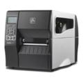 Принтер этикеток, штрих-кодов Zebra ZT230, TT 203 dpi, Ethernet отделитель, нож (ZT23042-T2E200FZ)